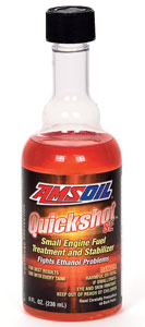 AMSOIL Quickshot Fuel Additive for Harley-Davidson and All Other Motorcycle Engines